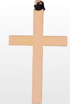 Gold Nuns Cross